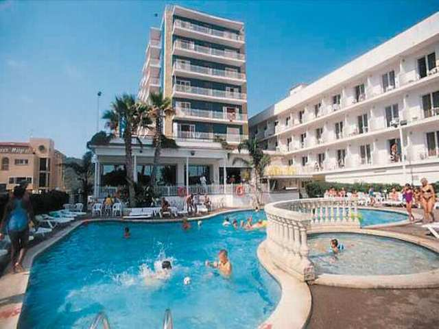 Отель реймар испания